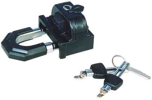 TPY-100 上開排檔鎖-黑(軟鑰匙)